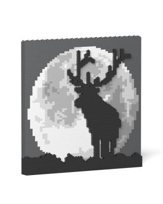 Christmas Brick Paintings
