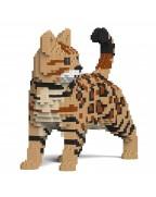 Bengal Cat 4-in-1 Pack 01S-M01