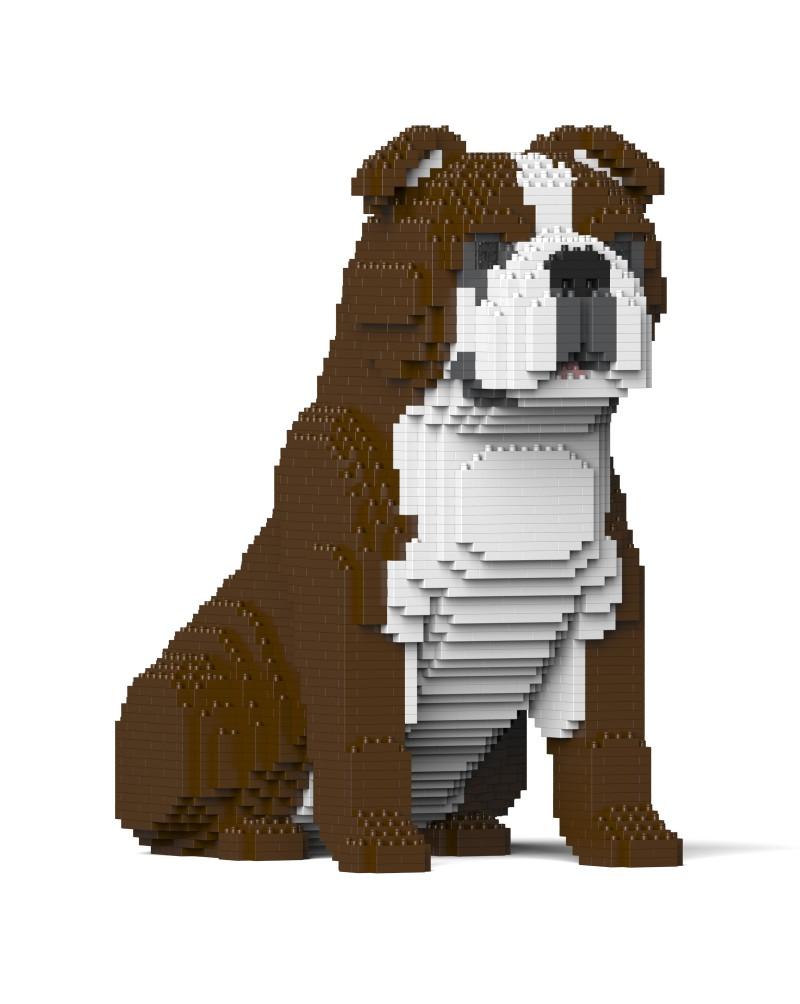 English Bulldog 4-in-1 Pack 01S-M01