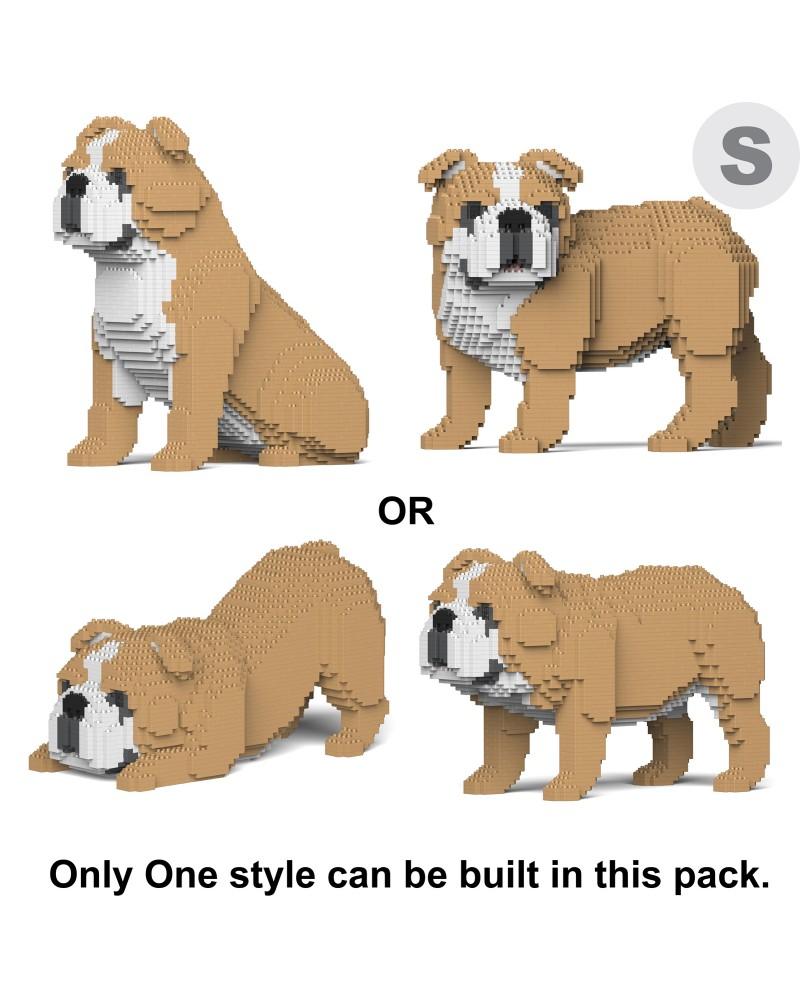 English Bulldog 4-in-1 Pack 01S-M03