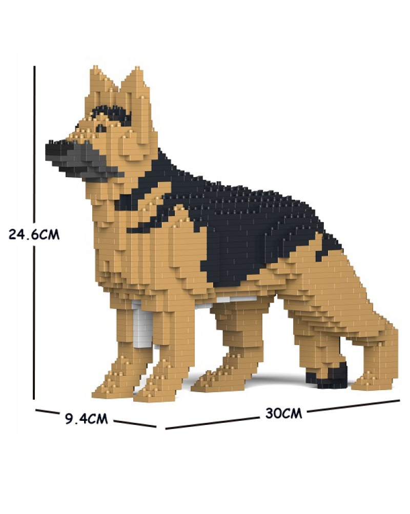 German Shepherd 01S-M01