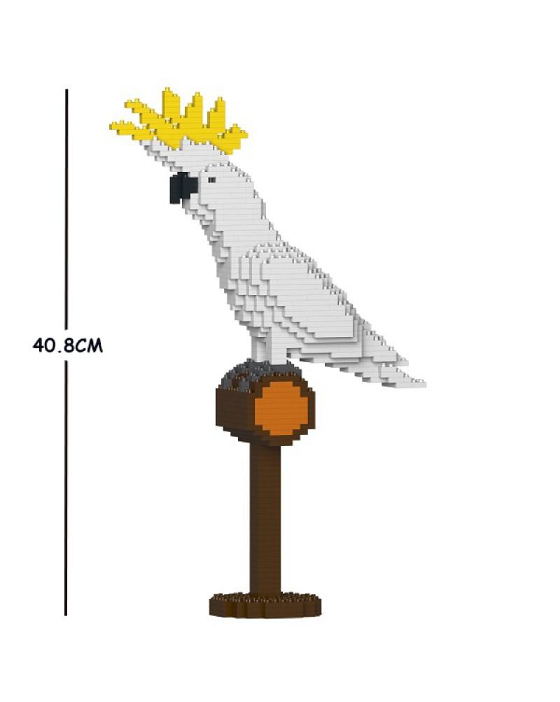 Sulphur-crested Cockatoo 01S