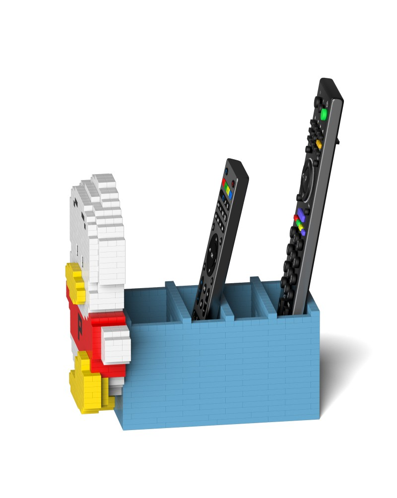 AHIRUNOPEKKLE Remote Control Rack 01S